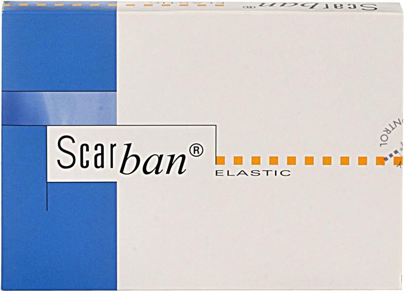 Scarban Elastic יריעות סיליקון אלסטיות